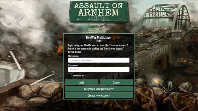 Assault on Arnhem Screenshot 1
