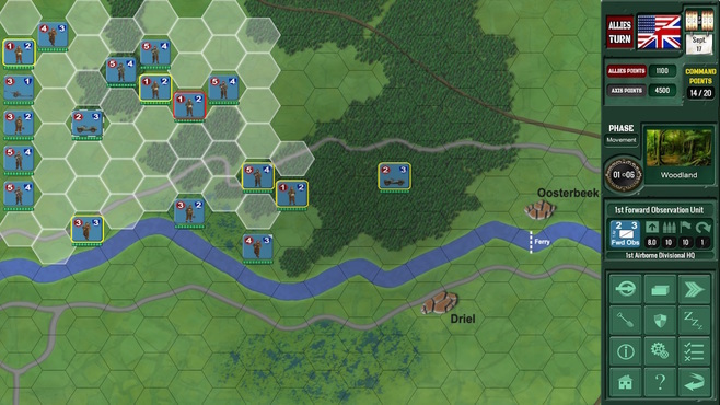 Assault on Arnhem Screenshot 5
