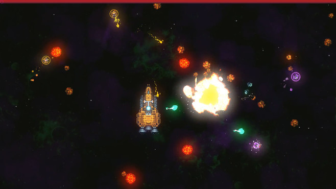 Astervoid 2000 Screenshot 3