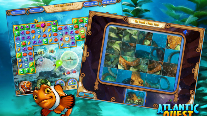 Atlantic Quest Screenshot 2
