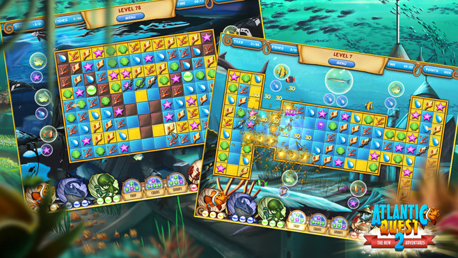 Atlantic Quest 2: The New Adventures Screenshot 4