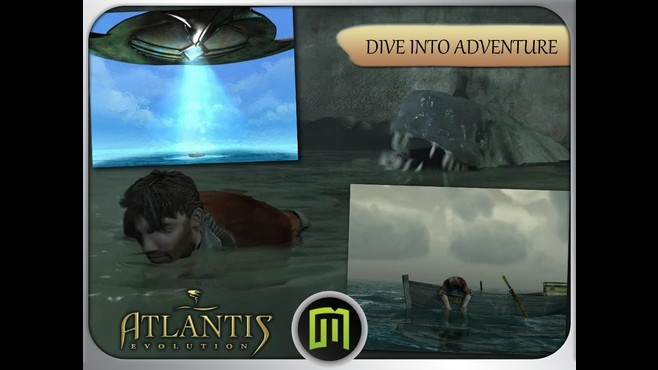 Atlantis Evolution Screenshot 1