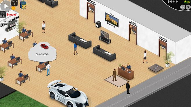 Auto Dealership Tycoon Screenshot 2