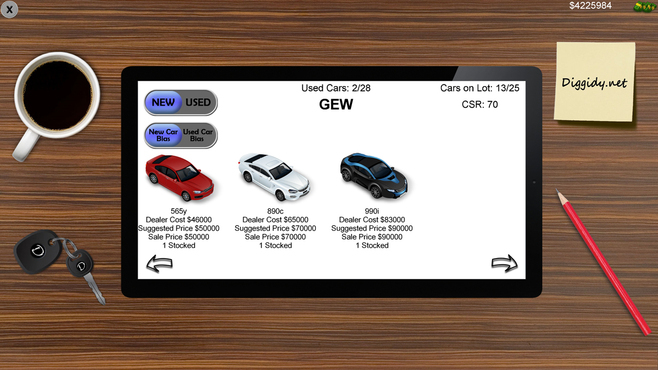 Auto Dealership Tycoon Screenshot 6