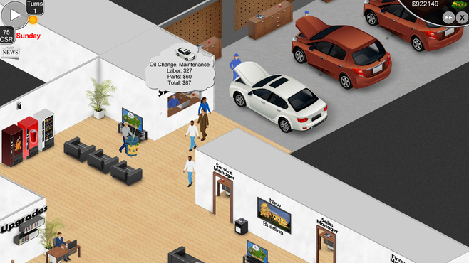 Auto Dealership Tycoon Screenshot 9