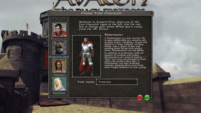 Avadon Screenshot 2