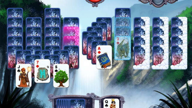 Avalon Legends Solitaire Screenshot 4