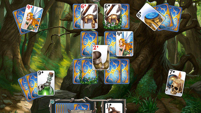 Avalon Legends Solitaire 2 Screenshot 3
