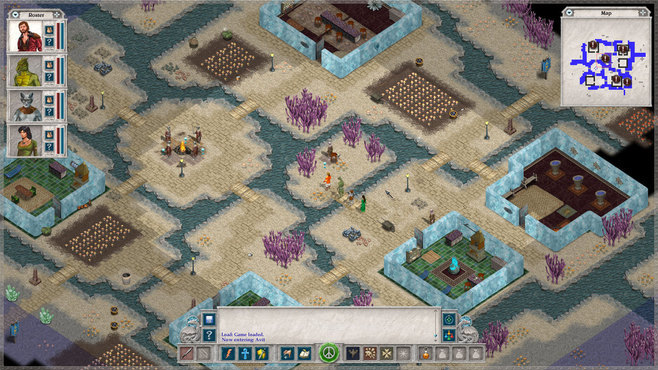 Avernum 2: Crystal Souls Screenshot 1