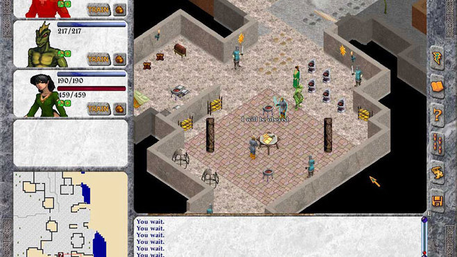 Avernum 5 Screenshot 1