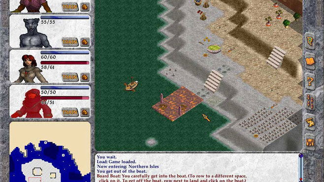 Avernum 5 Screenshot 2