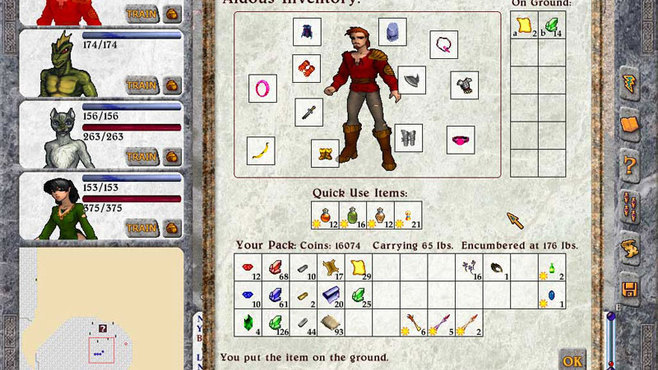 Avernum 5 Screenshot 3