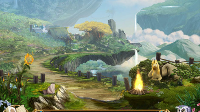 Awakening: The Skyward Castle Screenshot 1
