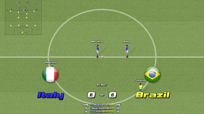 Awesome Soccer World 2010 Screenshot 3