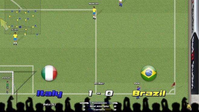Awesome Soccer World 2010 Screenshot 4