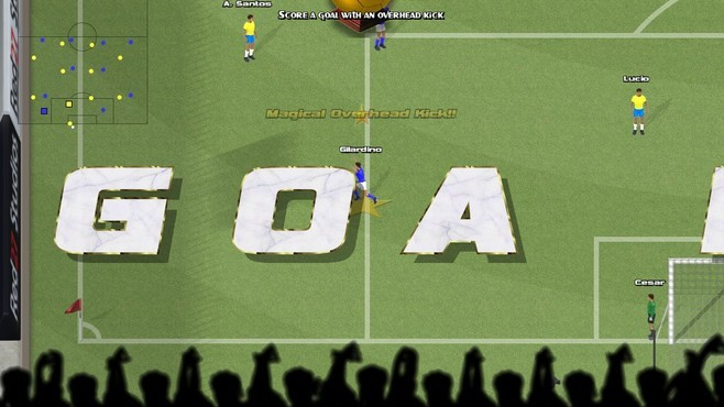 Awesome Soccer World 2010 Screenshot 6