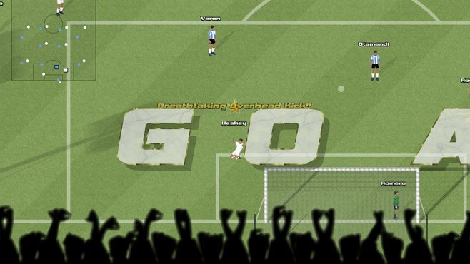 Awesome Soccer World 2010 Screenshot 7