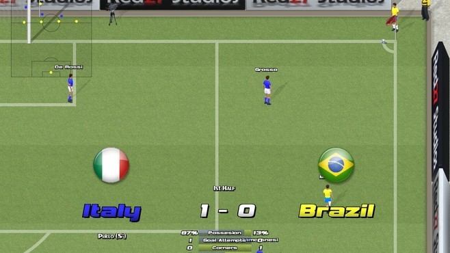 Awesome Soccer World 2010 Screenshot 9