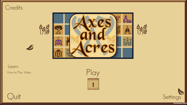 Axes and Acres Screenshot 1