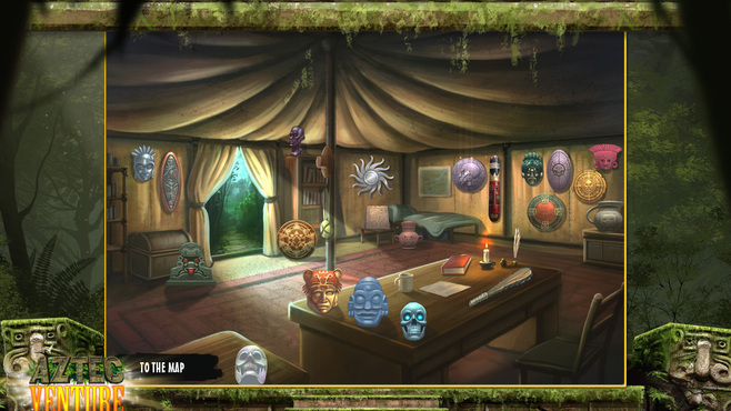 Aztec Venture Screenshot 1
