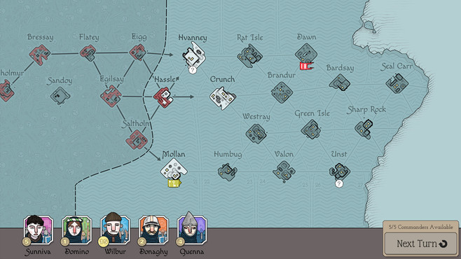 Bad North: Jotunn Edition Screenshot 2