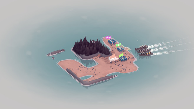 Bad North: Jotunn Edition Deluxe Edition Upgrade Screenshot 2