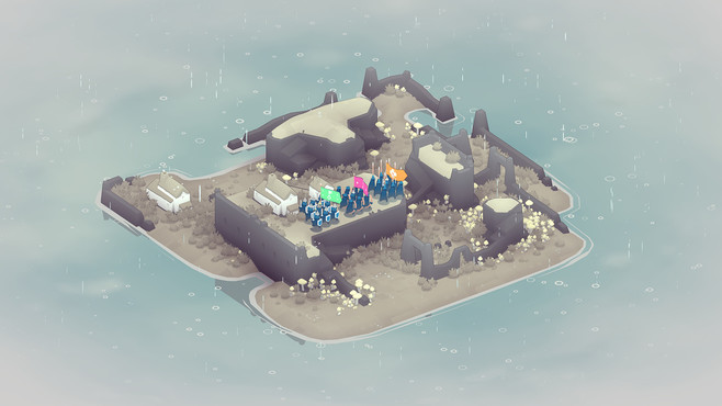 Bad North: Jotunn Edition Deluxe Edition Upgrade Screenshot 3