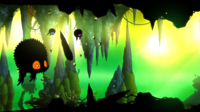 BADLAND: Game of the Year Edition Screenshot 1