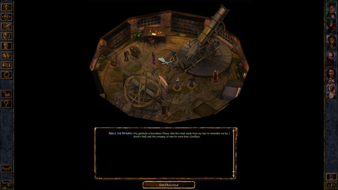 Baldur's Gate: Enhanced Edition Screenshot 1