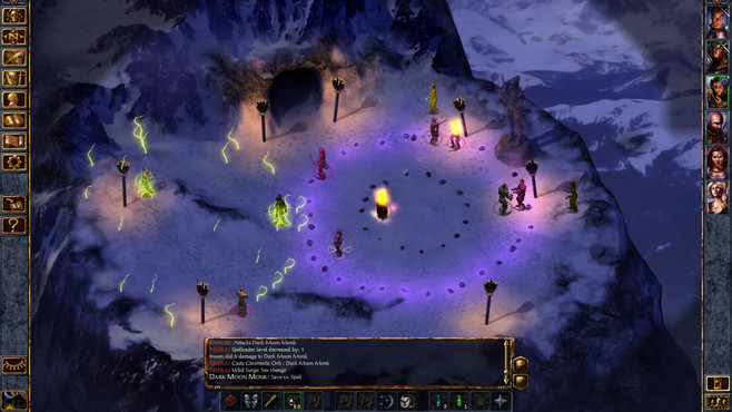 Baldur's Gate: Enhanced Edition Screenshot 2