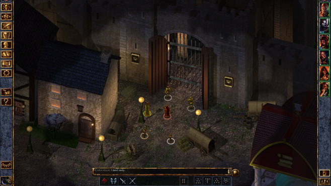 Baldur's Gate: Enhanced Edition Screenshot 4