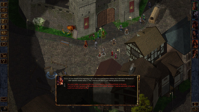 Baldur's Gate: Enhanced Edition Screenshot 8