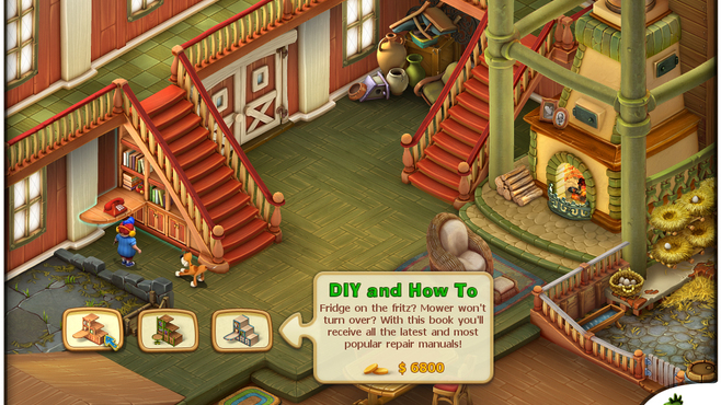 Barn Yarn Collector's Edition Screenshot 3