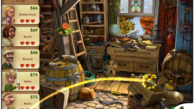 Barn Yarn Collector's Edition Screenshot 5