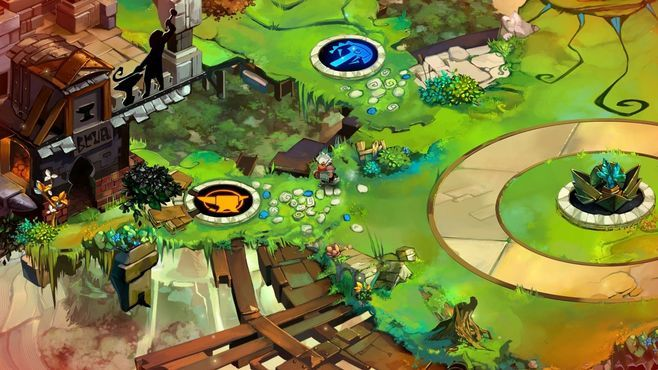Bastion Screenshot 5