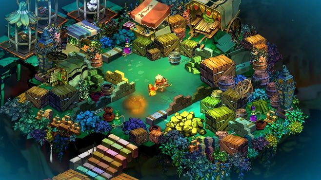 Bastion Screenshot 8