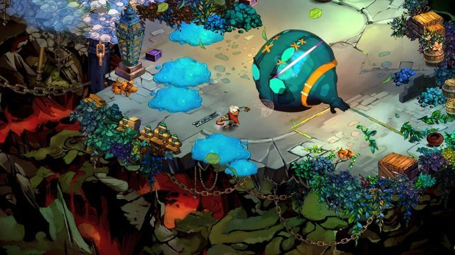 Bastion Screenshot 10