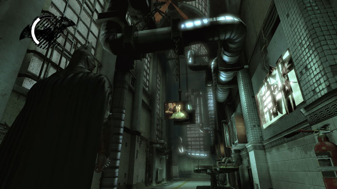 Batman: Arkham Asylum Screenshot 1