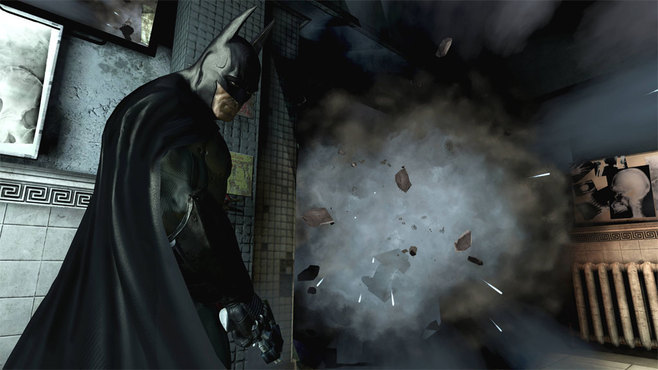 Batman: Arkham Asylum Screenshot 4