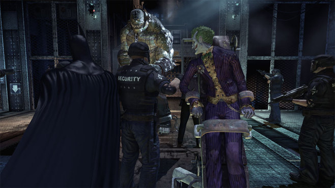Batman: Arkham Asylum Screenshot 5