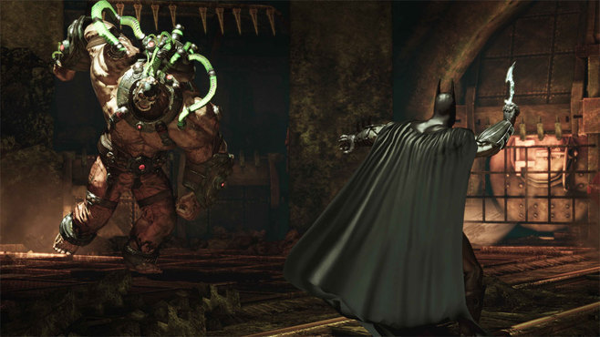 Batman: Arkham Asylum Screenshot 8