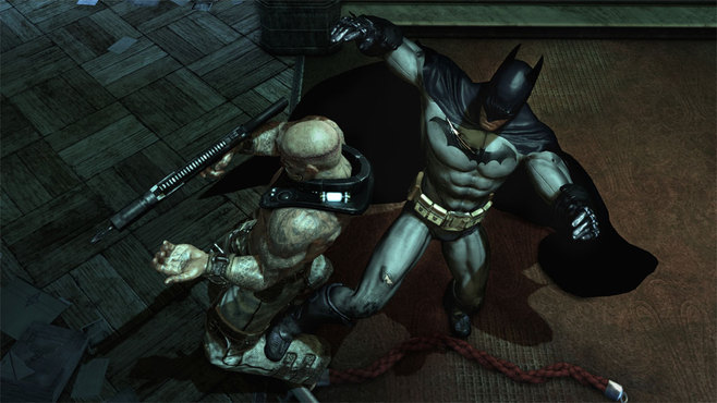 Batman: Arkham Asylum Screenshot 9