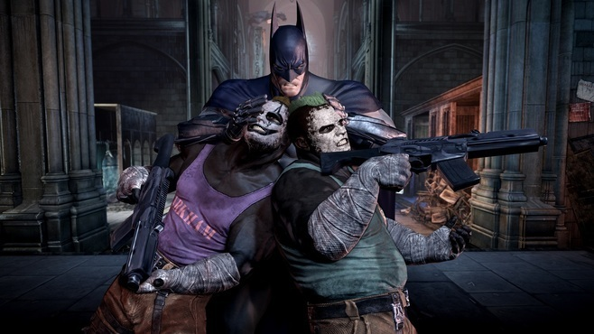 Batman: Arkham City Game of the Year Edition Screenshot 1