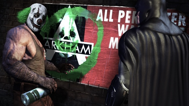 Batman: Arkham City Game of the Year Edition Screenshot 5