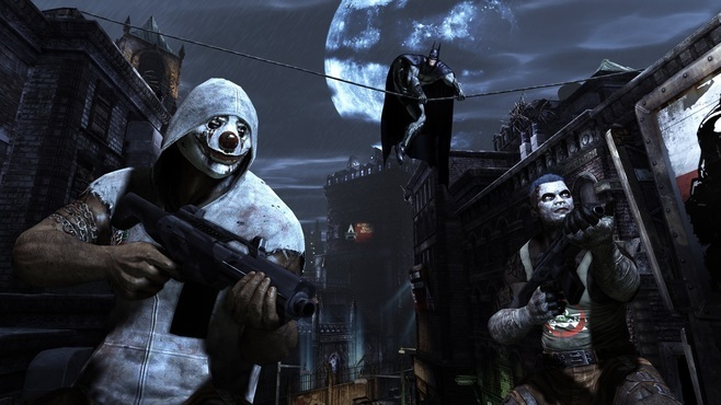 Batman: Arkham City Game of the Year Edition Screenshot 9