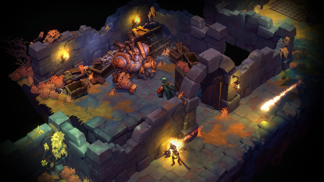 Battle Chasers: Nightwar Screenshot 9