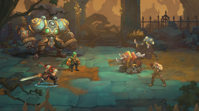 Battle Chasers: Nightwar Screenshot 11