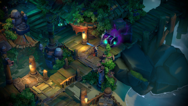Battle Chasers: Nightwar Screenshot 13