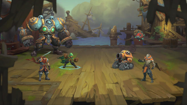 Battle Chasers: Nightwar Screenshot 16