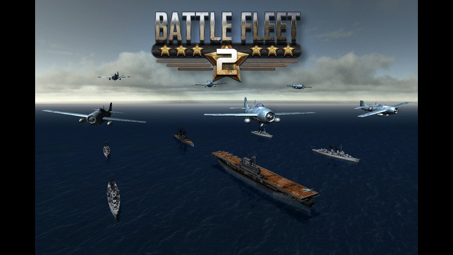 Battle Fleet 2 Screenshot 1